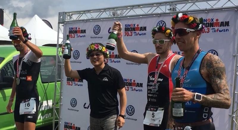 2018-03-18 Ironman 70.3 Taiwan