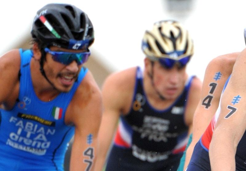 Alessandro Fabian racconta il suo ITU World Triathlon Abu Dhabi
