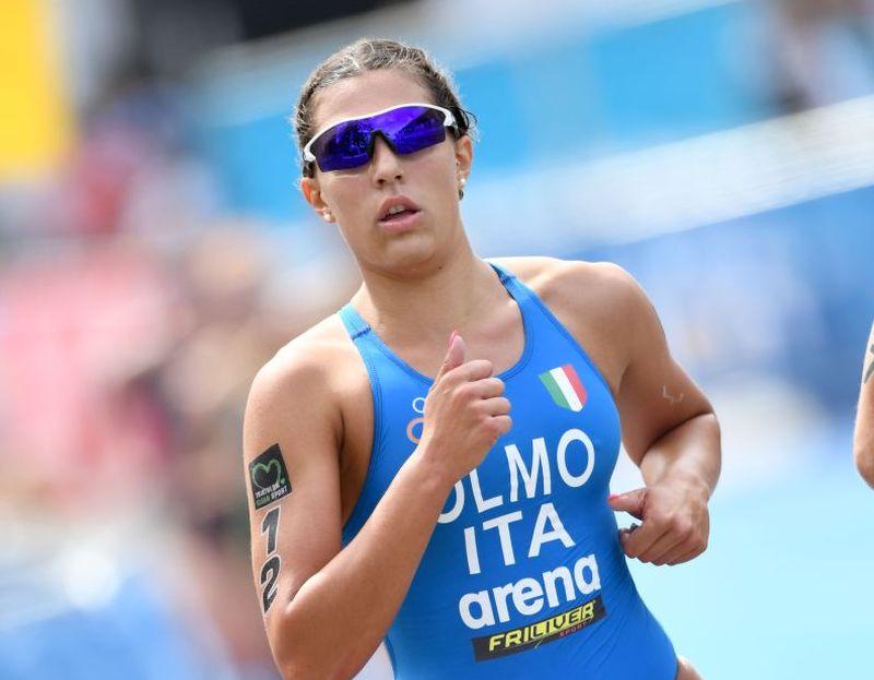 Angelica Olmo è terza alla CoppaMondo 2018 a Mooloolaba! Vincono Jeffcoat e Murray