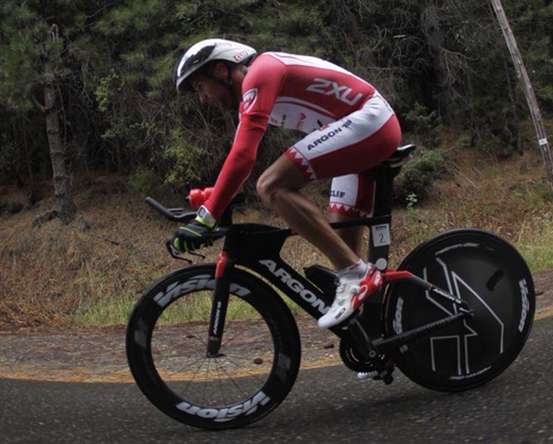 LIVE – Ironman 70.3 Bariloche, men: Bozzone entra per primo in T2, Fontana scivola al 6° posto