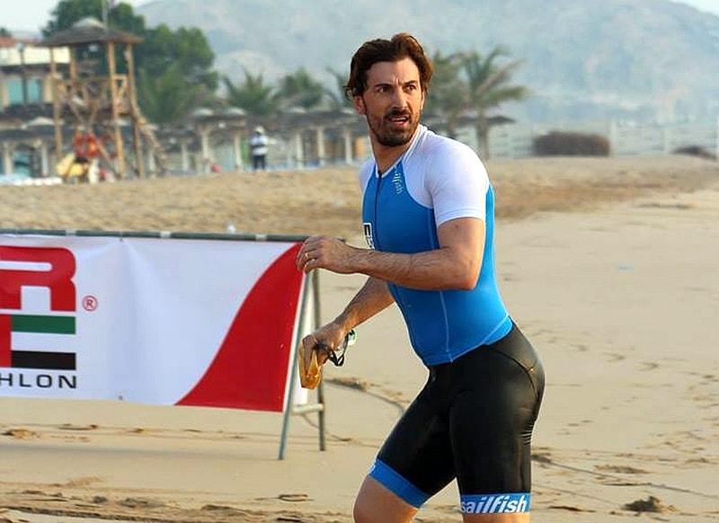 Fabian Cancellara vince il suo triathlon
