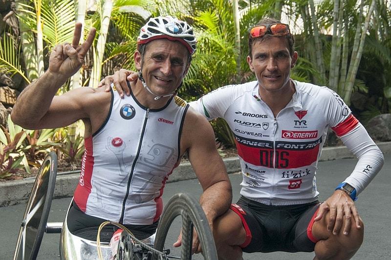 Enervit partner ufficiale di Ironman Europe!