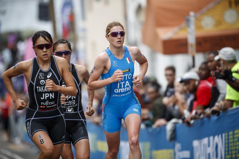 Intervista ad Alice Betto, al via della World Triathlon Bermuda