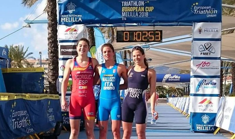 2018-04-15 Melilla ETU Triathlon Junior European Cup