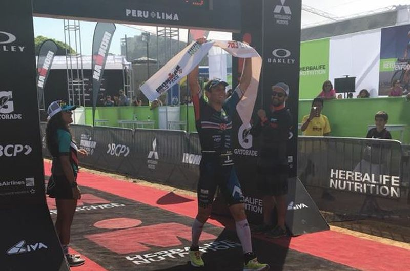 2018-04-22 Ironman 70.3 Perù