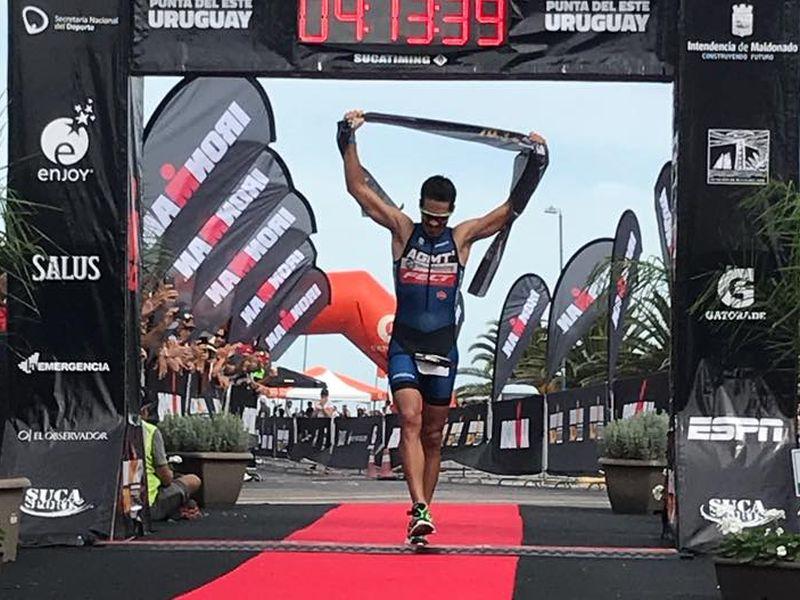 2018-04-08 Ironman 70.3 Punta del Este