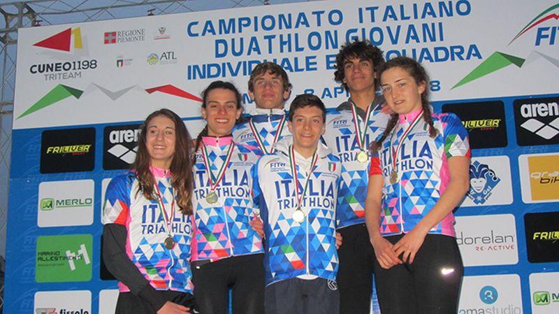 2018-04-07/08 Campionati Italiani Giovani di duathlon