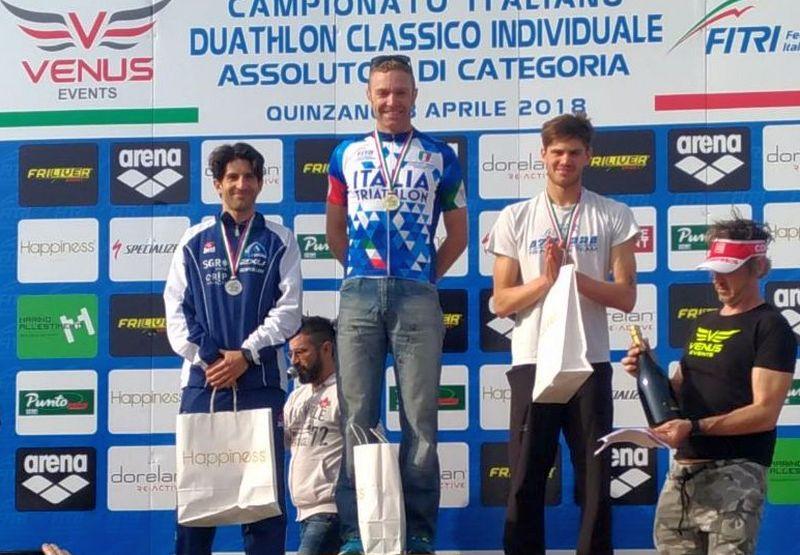 2018-04-08 Campionati Italiani di duathlon classico