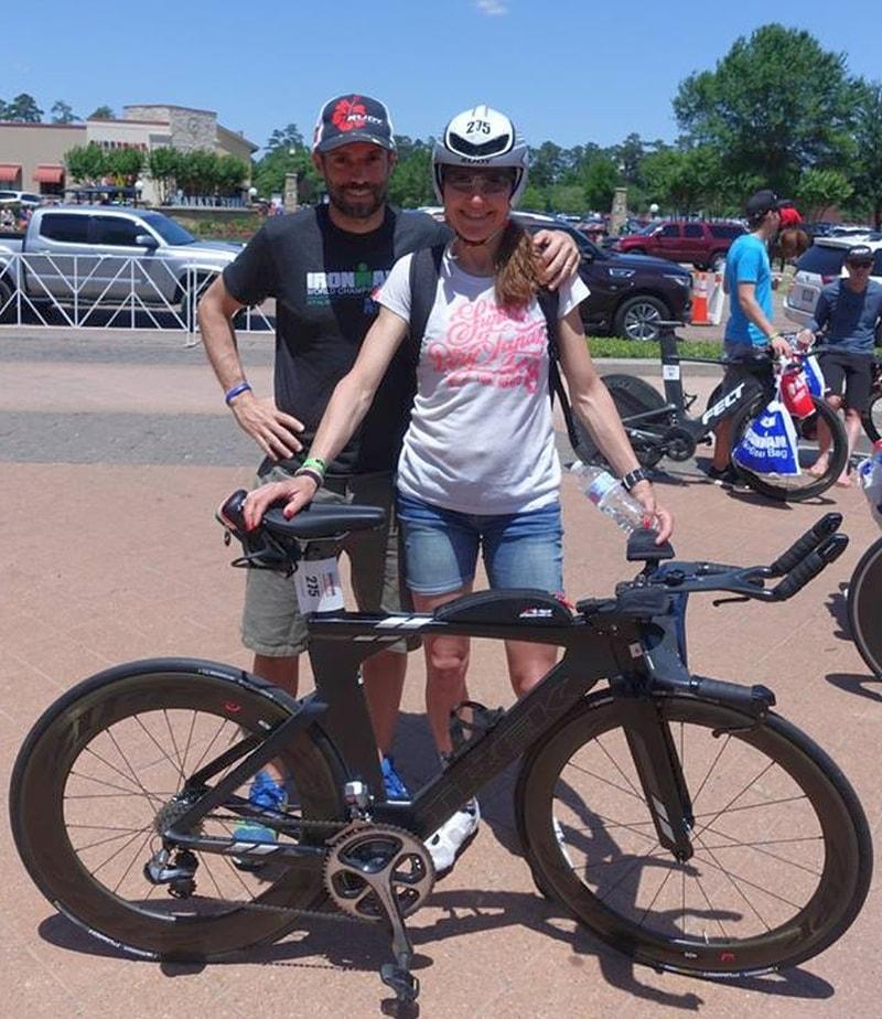Elisabetta Villa vince la sua categoria nell'Ironman Texas 2018