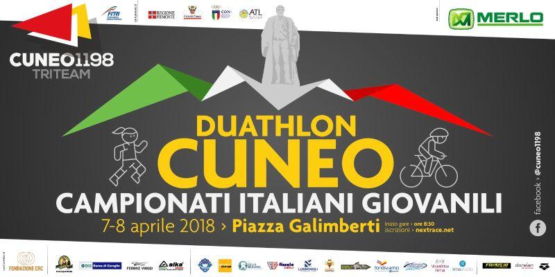 Campionati Italiani di duathlon Giovani, le starting list e il programma
