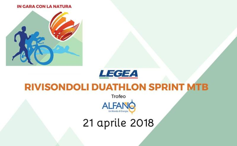 2018-04-22 Rivisondoli Duathlon Sprint Off Road