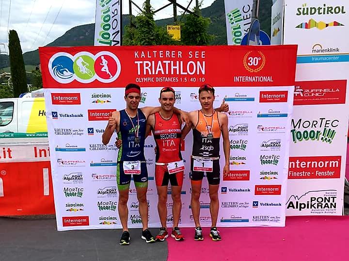 2018-05-05 Triathlon del Lago di Caldaro
