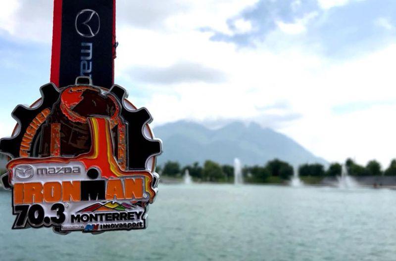 2018-05-13 Ironman 70.3 Monterrey