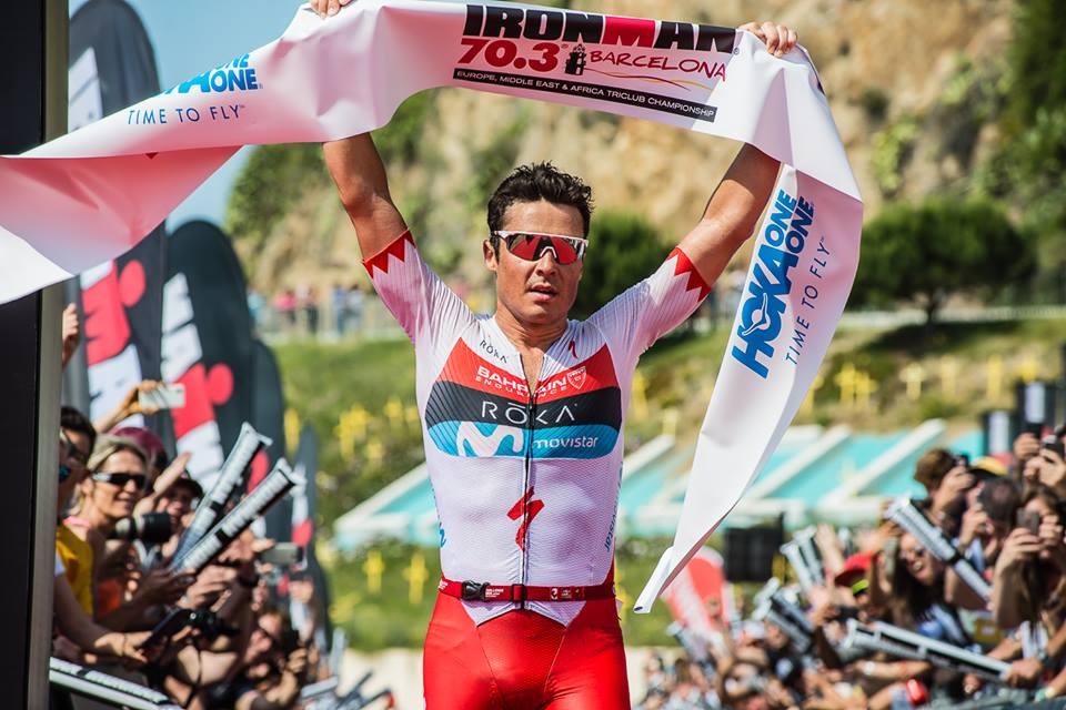 2018-05-20 Ironman 70.3 Barcelona