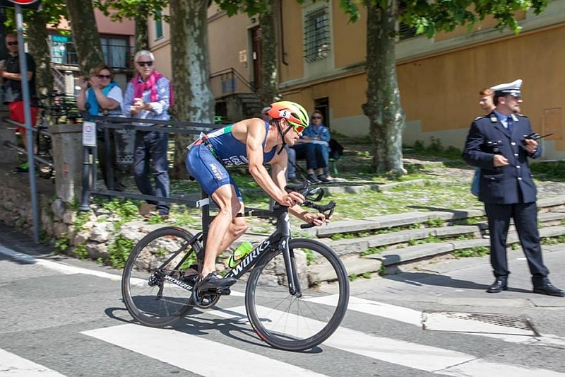Marcello Ugazio conquista il Triathlon Olimpico di Lerici