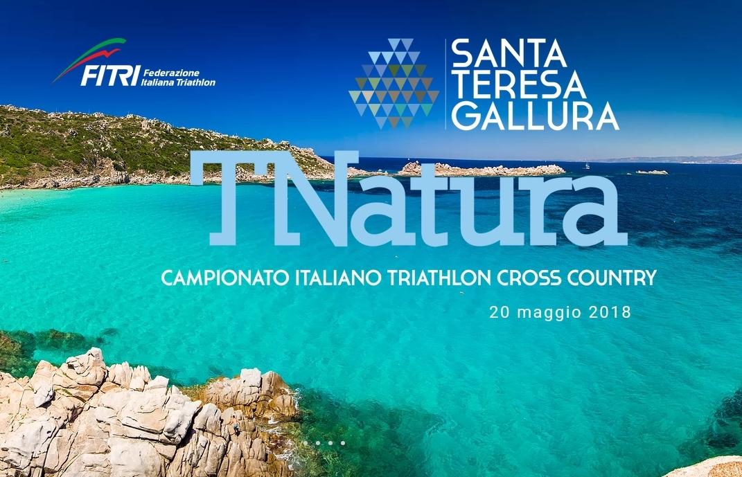 A Santa Teresa Gallura i Campionati Italiani Cross Triathlon 2018!