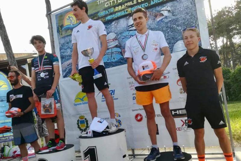 2018-04-28 Triathlon Sprint Città di Lignano
