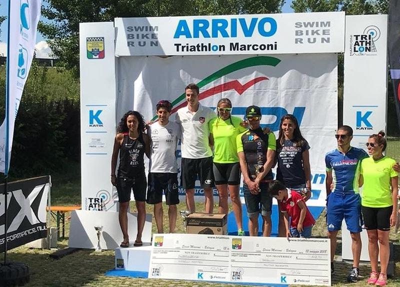 Una grande festa il 2° Triathlon Marconi Bologna!