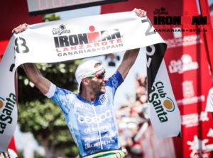 All'Ironman Lanzarote 2018 trionfa l'azzurro Alessandro Degasperi!