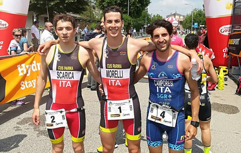2018-05-20 Triathlon Sprint Città di Novellara