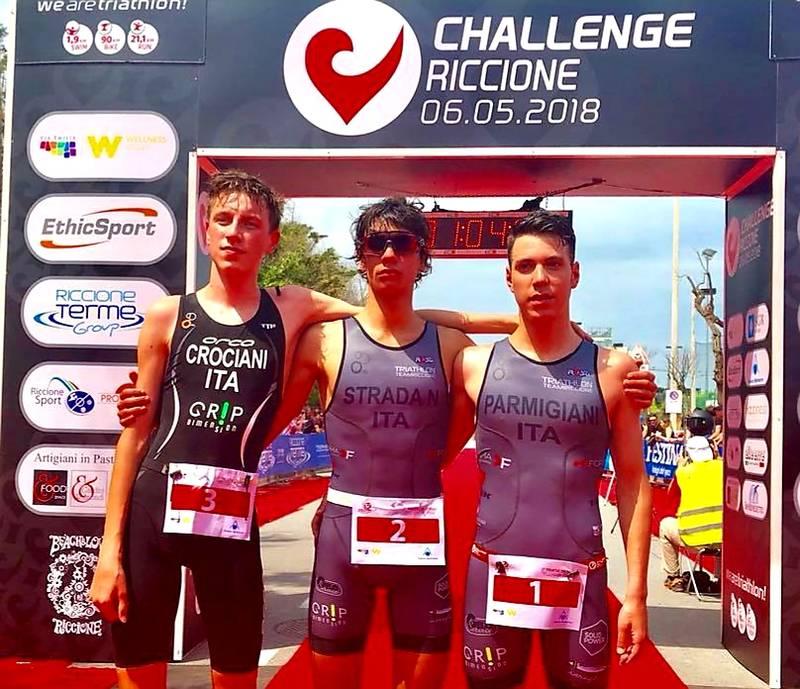 2018-05-05 Challenge Riccione Triathlon Sprint