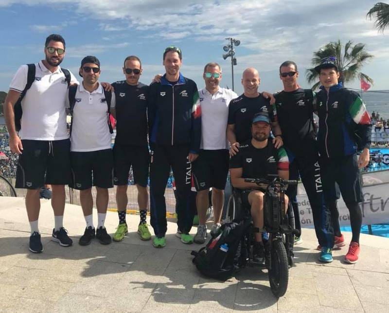 2018-05-06 Aguilas ITU Paratriathlon World Cup