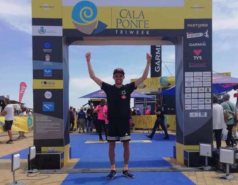 2018-05-20 Cala Ponte Triweek – Triathlon Olimpico