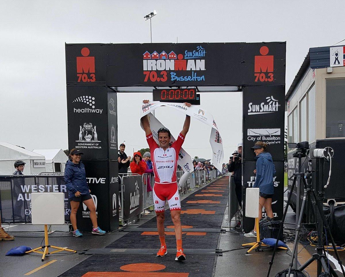 2018-05-06 Ironman 70.3 Busselton