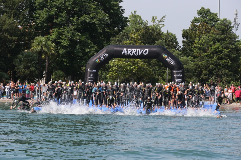 Garmin WE TRI, il triathlon in 3 giorni diverte e conquista