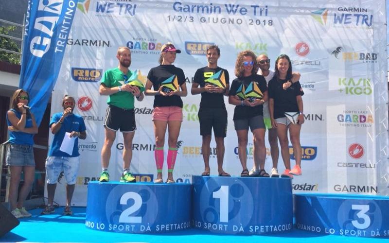 2018-06-01/03 Garmin WE TRI Riva del Garda