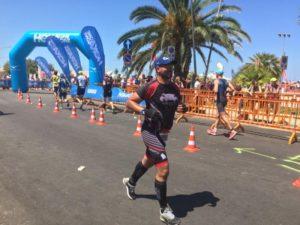 Ironman 70.3 Italy 2018 Pescara Run
