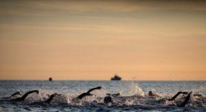 La frazione di nuoto dell'8° Ironman 70.3 Italy si svolgerà nelll'area della Nave di Cascella, dove verrà posizionato anche il traguardo