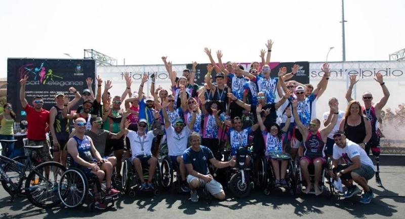 2018-06-01 Campionati Italiani Paratriathlon Porto S. Elpidio
