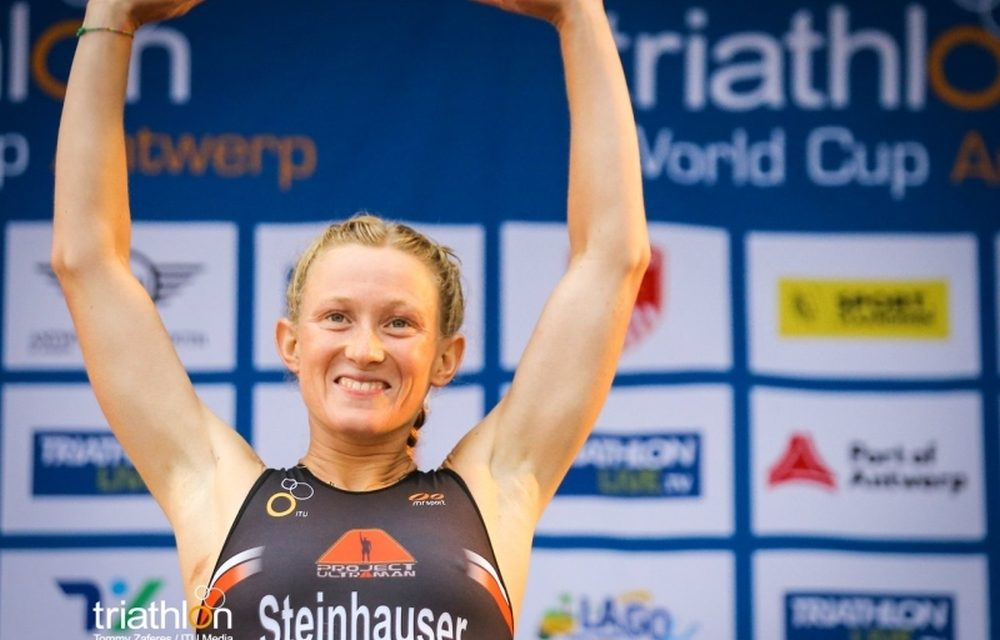 Verena Steinhauser, è podio in CoppaMondo!
