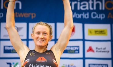 Verena Steinhauser, è podio in CoppaMondo!