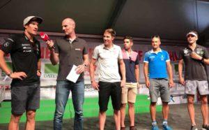 Sono loro i più accreditati alla vittoria finale del Challenge Roth 2018: Sebastian Kienle, Andreas Dreitz, Joe Skipper e James Cunnama