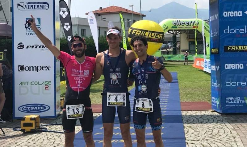 2018-06-03 Campionati Italiani di triathlon medio Lovere Ecorace