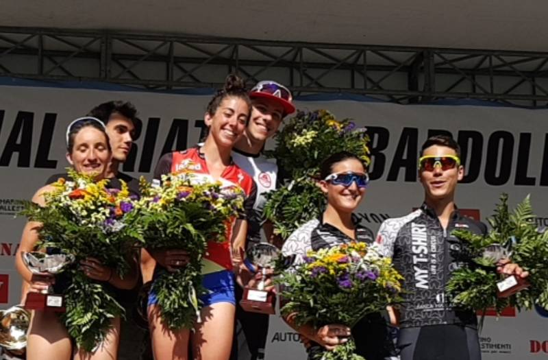 Sventola il Tricolore al 35° Triathlon Internazionale di Bardolino!