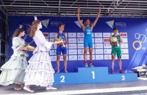 Il 10 luglio, l'azzurro Marcello Ugazio è d'oro ai Mondiali di Cross Triathlon 2018 di Fyn (Danimarca)