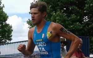 Marcello Ugazio è medaglia d'oro ai Campionati del Mondo di cross triathlon 2018 cat. Under 23