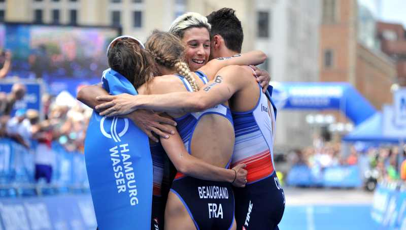 2018-07-15 ITU Triathlon Mixed Relay World Championship