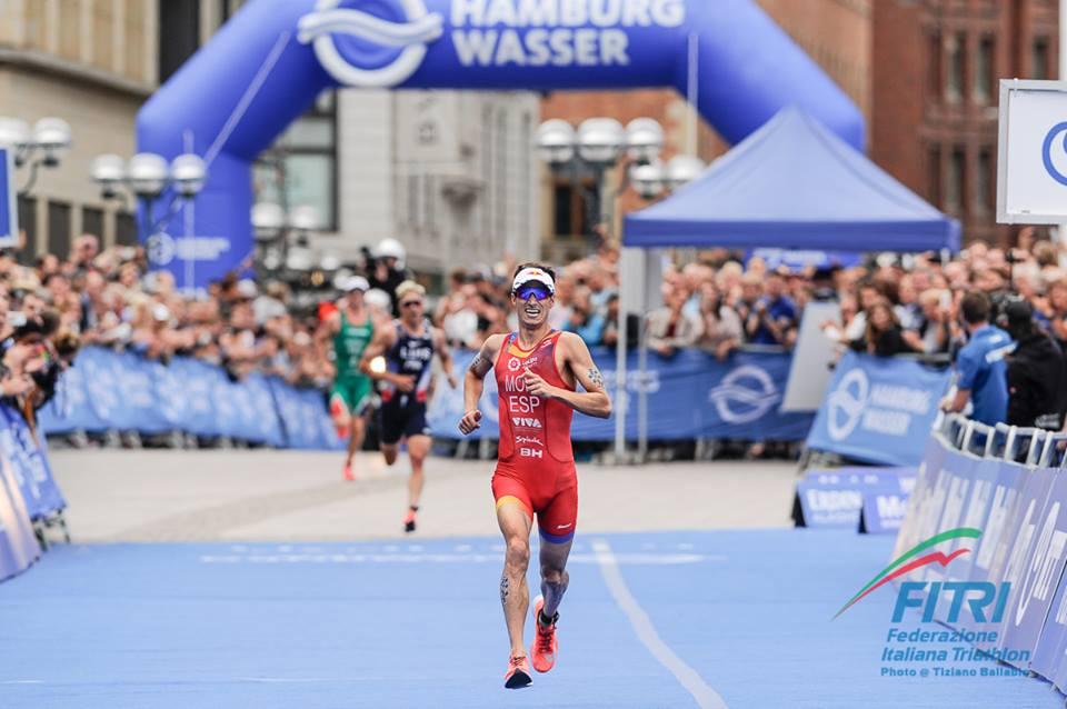 ITU World Triathlon Series, ecco i migliori parziali del 2018 in campo maschile