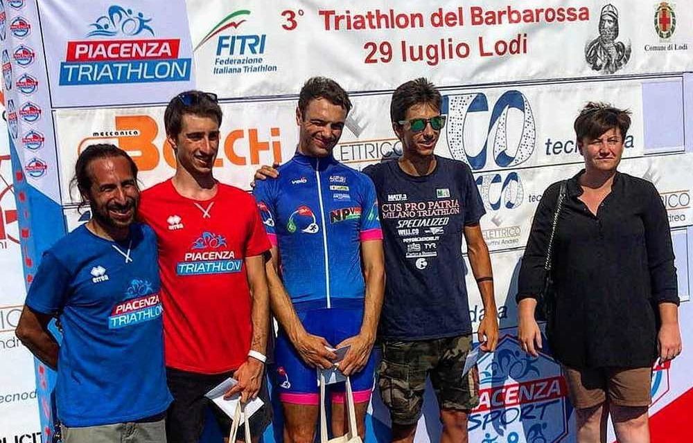 2018-07-29 Triathlon Sprint del Barbarossa