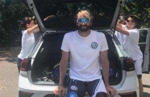 Massimiliano Rosolino sarà al via del Santini TriO Senigallia 2018: domenica 22 luglio gareggerà su distanza sprint