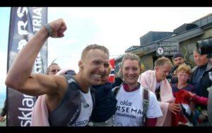 Il norvegese Allan Hovda è il re del Norseman Xtreme Triathlon 2018