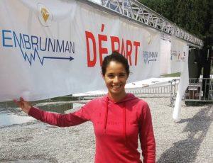 Elisabetta Curridori ha partecipato e concluso al 4° posto assoluto l'edizione 2018 di Embrunman