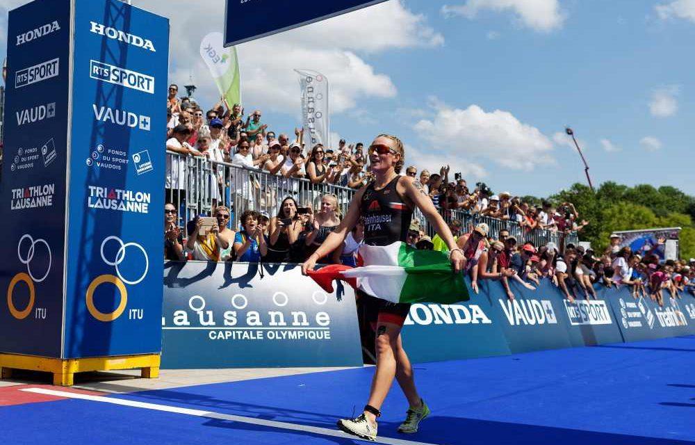 2018-08-18 Lausanne ITU Triathlon World Cup