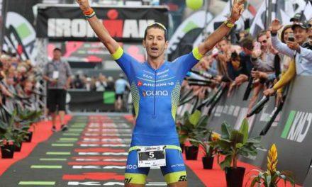 Giulio Molinari e l'Ironman Copenaghen: «What a Race!»