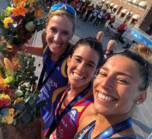 La spagnola Miriam Casillas Garcia si aggiudica l'ETU Sprint Triathlon European Cup a Malmoe, davanti alla svedese Lisa Norden e alla francese Margot Garabedian