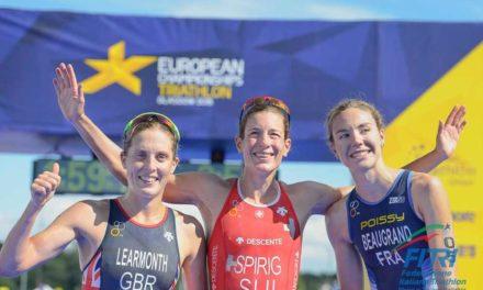 2018-08-09/10/11 ETU Triathlon European Championships Elite and Age Group